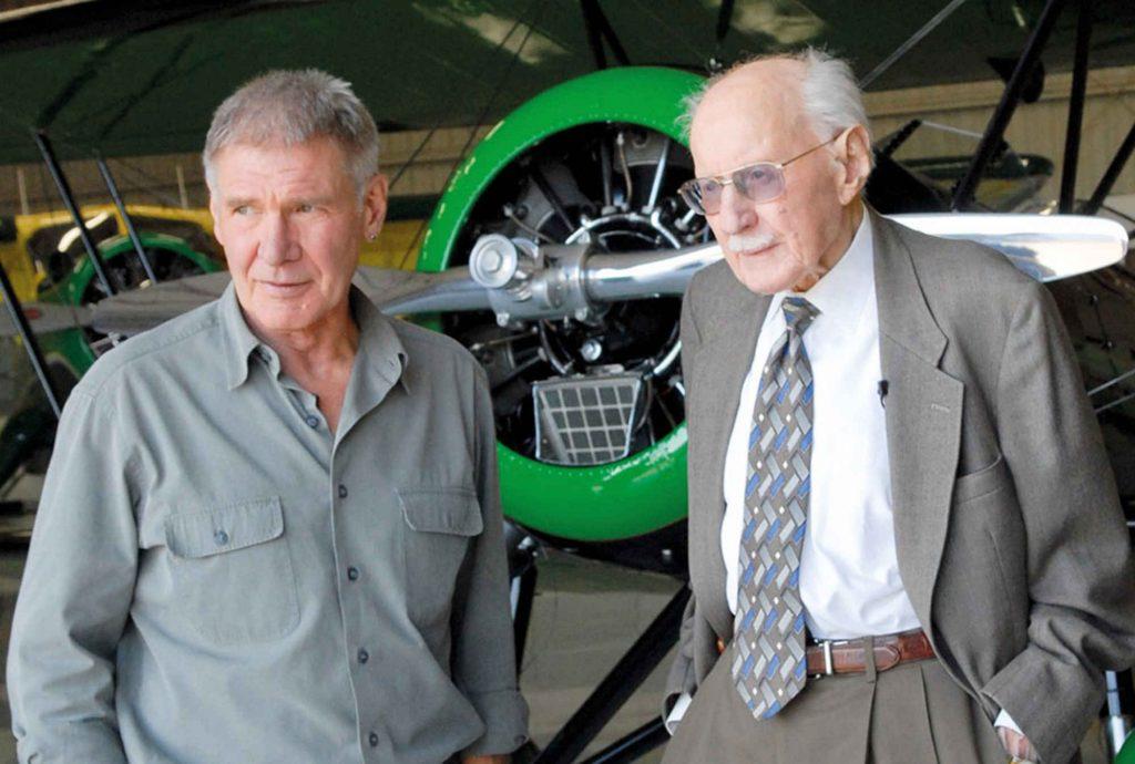 harrison-ford-con-bob-hoover-2016-hangar-x