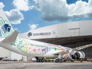 "Aeroméxico - Boeing 787-9 ""Quetzalcoatl"""