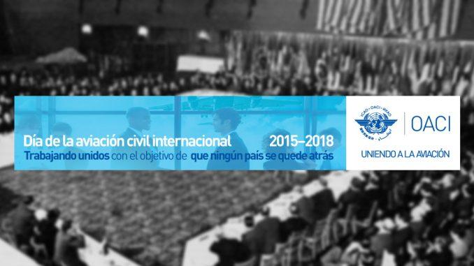 Dia Internacional de la Aviación Civil