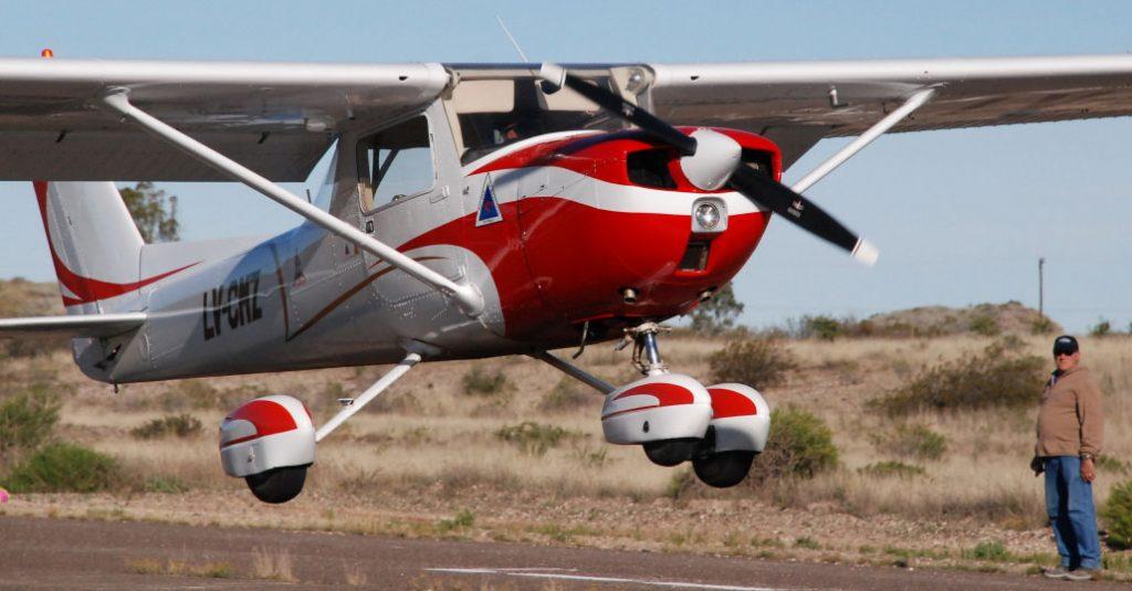 FADA cambio de sede final nacional del campeonato de aterrizajes de precisión 2017