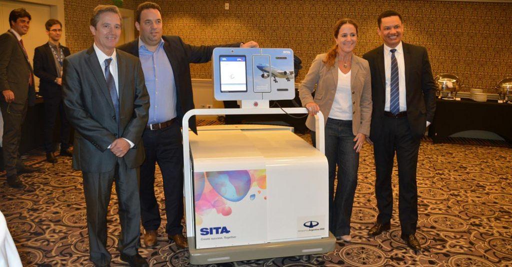 SITA - 60 años de innovaciones para la industria aérea