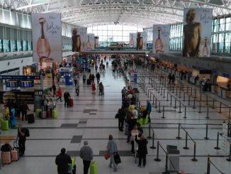 Terminal A - Vuelos Internacionales, Ezeiza