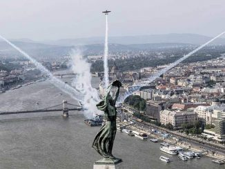 Red Bull Air Race - Budapest