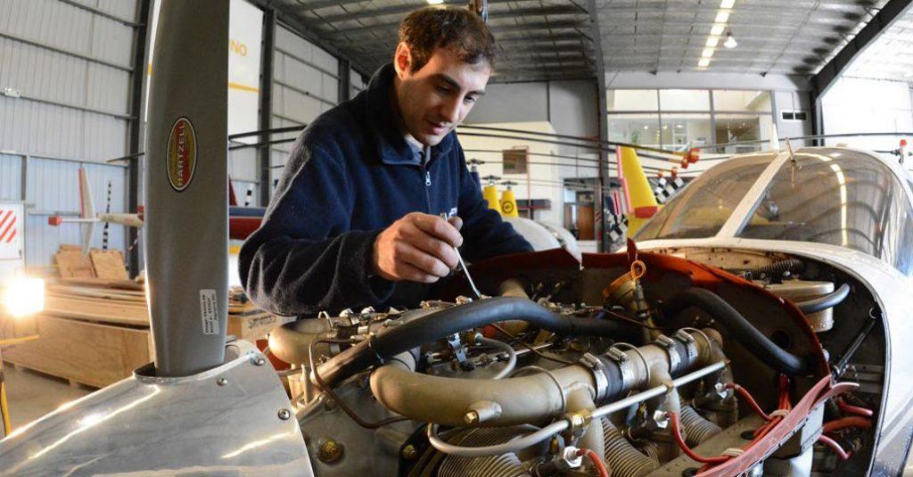 JIAAC - Informe de Seguridad y mas controles en talleres aeronáuticos