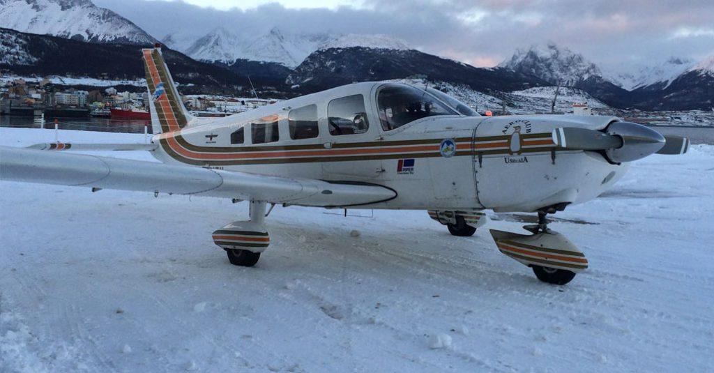 recomendaciones de la administración nacional de aviación civil para la operacion de aeronaves en tiempo frío