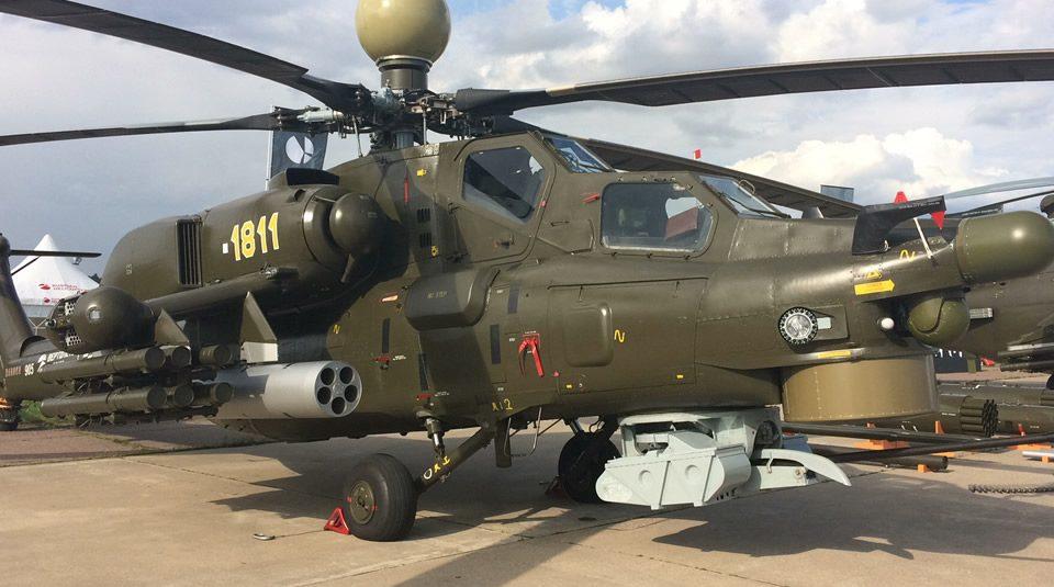 Helicóptero de Combate: Mi-28NE