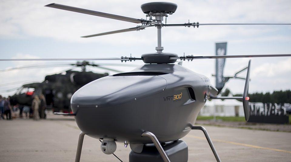 Vehículo Aereo No Tripulado VRT-300