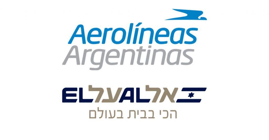 Aerolíneas Argentinas y EL AL Israel Airlines anunciaron acuerdo de código compartido