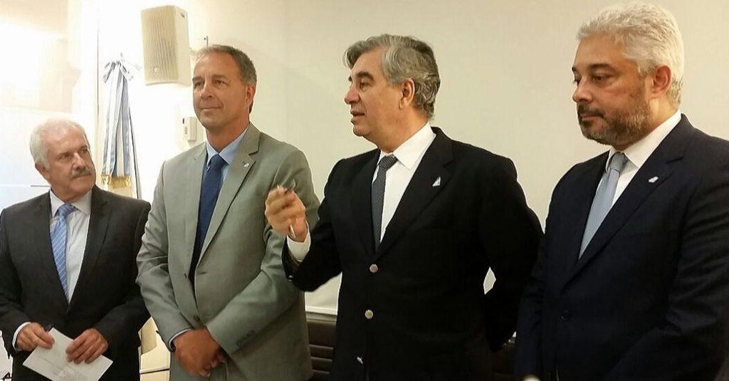 code share aerolíneas argentinas El Al Airlines Mario Dell´Acqua presidente grupo aerolíneas