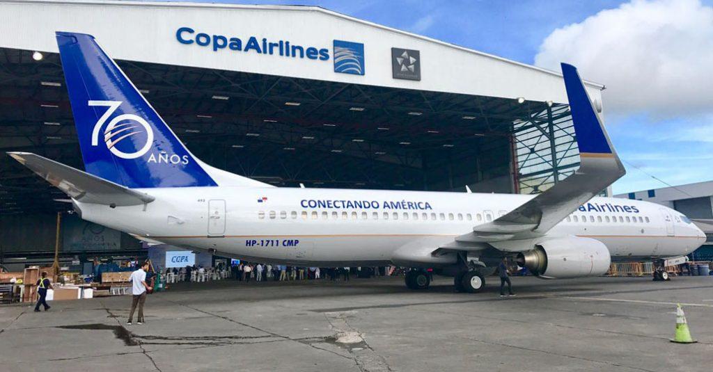 copa-airlines-panama-70-aniversario-hub-americas-hangar-mantenimiento-vuelos-boeing-737-800
