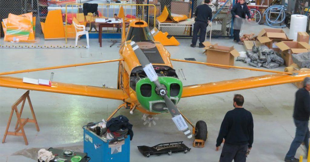 hangarx-industria-aeronautica-argentina-fadea-cordoba-puelche-pa25-exportacion