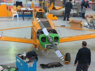 FAdeA vuelve a exportar aviones después de 25 años
