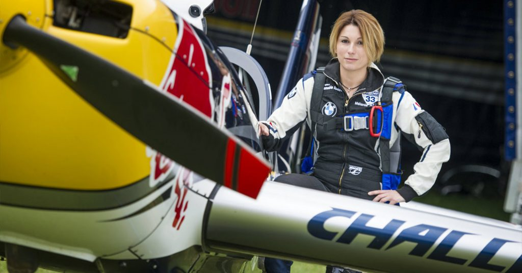hangarx-redbull-air race-first-female-pilot-melanie-astles-france