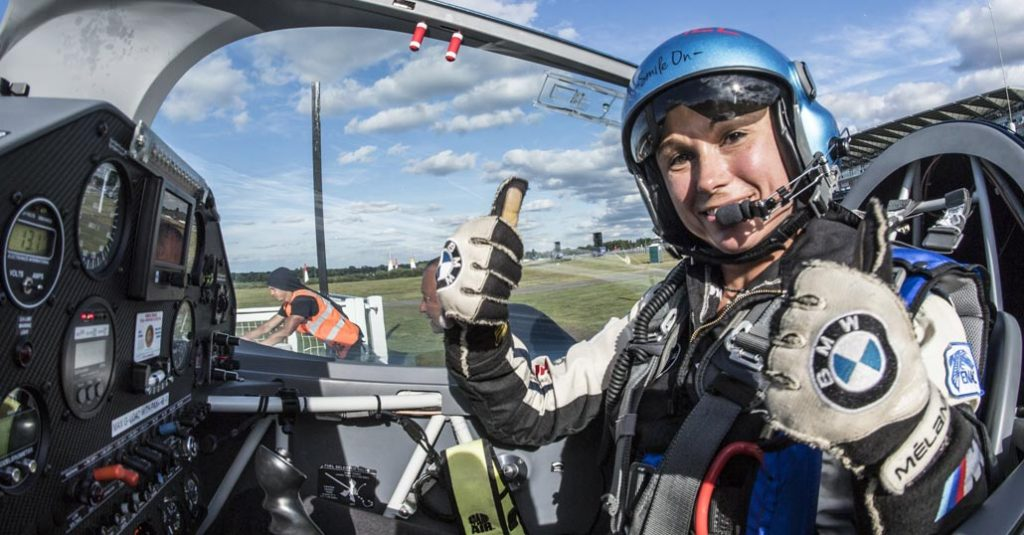 hangarx-redbull-air race-first-female-pilot-melanie-astles-ready-to-fly