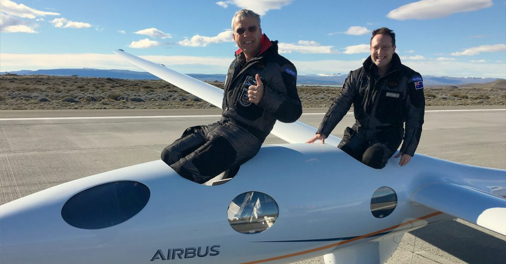 hangarx-airbus-perlan-mission-pilots-jim-payne-morgan-sandercock-after-landing-world-altitude-record-patagonia-argentina