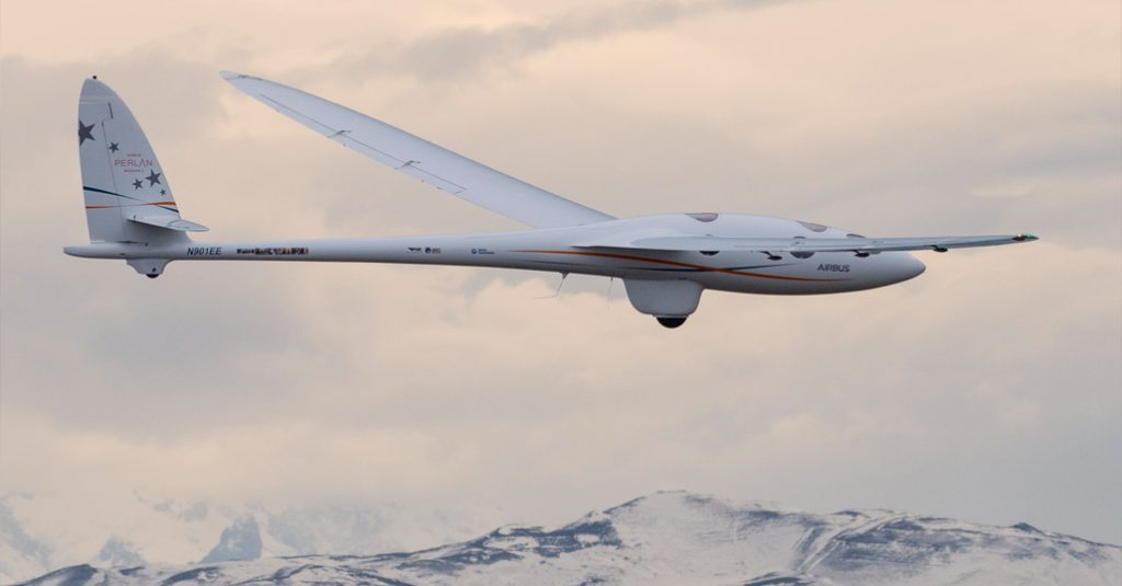 hangarx-airbus-perlan-mission-world-altitude-record-flying-over-andes-patagonia-argentina-récord mundial