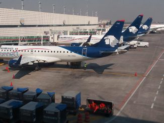 Aeropuerto Internacional Ciudad de México