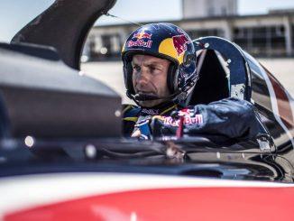 HANGAR X - Martin Sonka / Red Bull Air Race