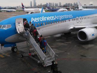 Aerolíneas Argentinas - Vuelos domésticos
