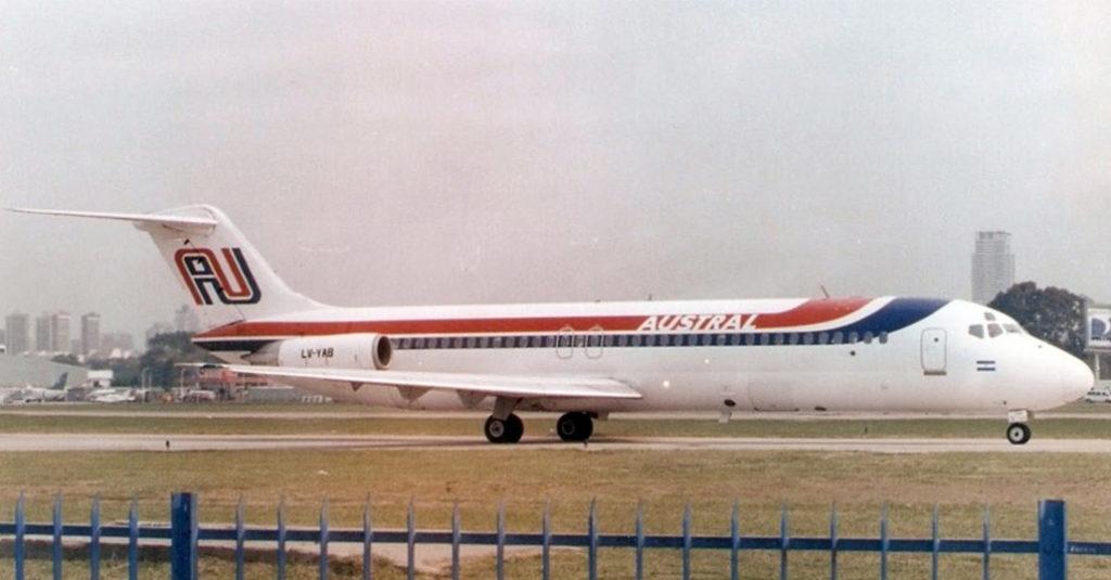 Austral Líneas Aéreas Flight 2553