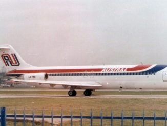 accidente aereo austral 2553 fray bentos uruguay 1997 hangarx