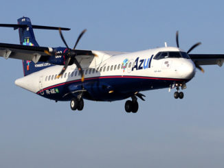 Azul adquirió tres aviones para sus operaciones en el Uruguay - Photo by Allan Martins Antunes in Airliners.net