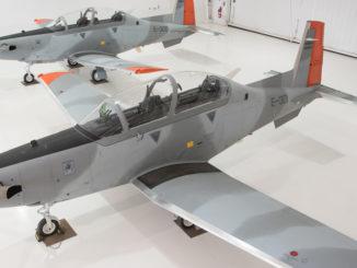 textron-aviation-beechcraft-texan-II-escuela-de-aviacion-militar-fuerza-aerea-argentina-cordoba-hangarx