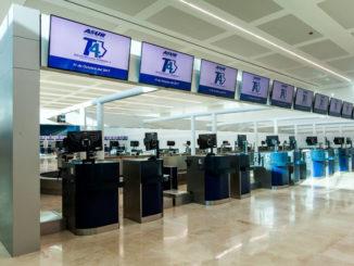 El Aeropuerto Internacional de Cancún incorpora lo último en tecnología de SITA en su nueva Terminal 4