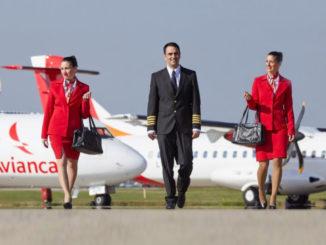 Avianca Argentina realizó su vuelo regular inaugural con su ATR 72-600 entre Buenos Aires y Rosario