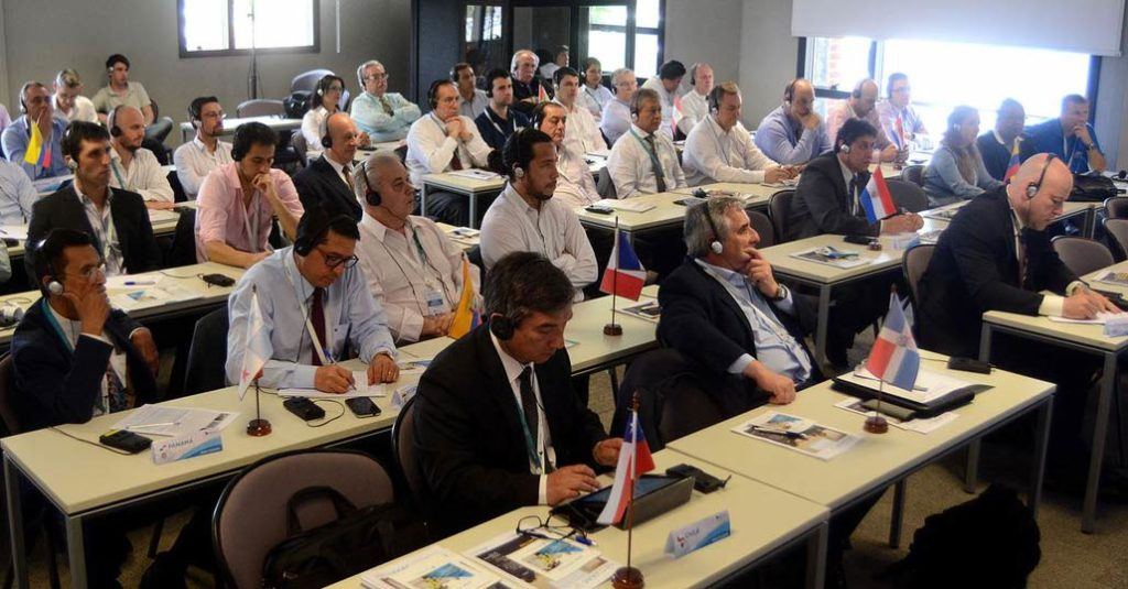 Semana de la Seguridad Operacional en Buenos Aires Argentina, organizada por la Junta de investigación de accidentes de Aviación Civil - JIAAC