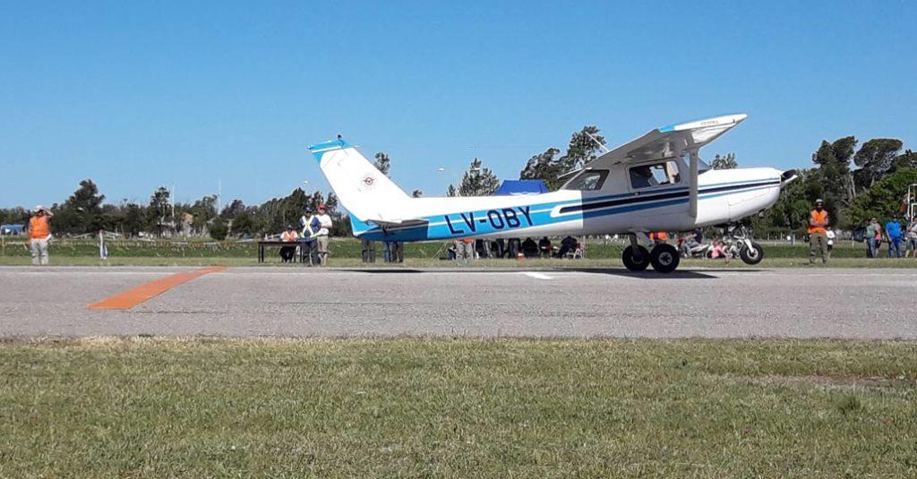 HANGAR X - Resultados de la final del Campeonato Nacional de Aterrizajes de Precisión en el Aeroclub Bell Ville, Córdoba