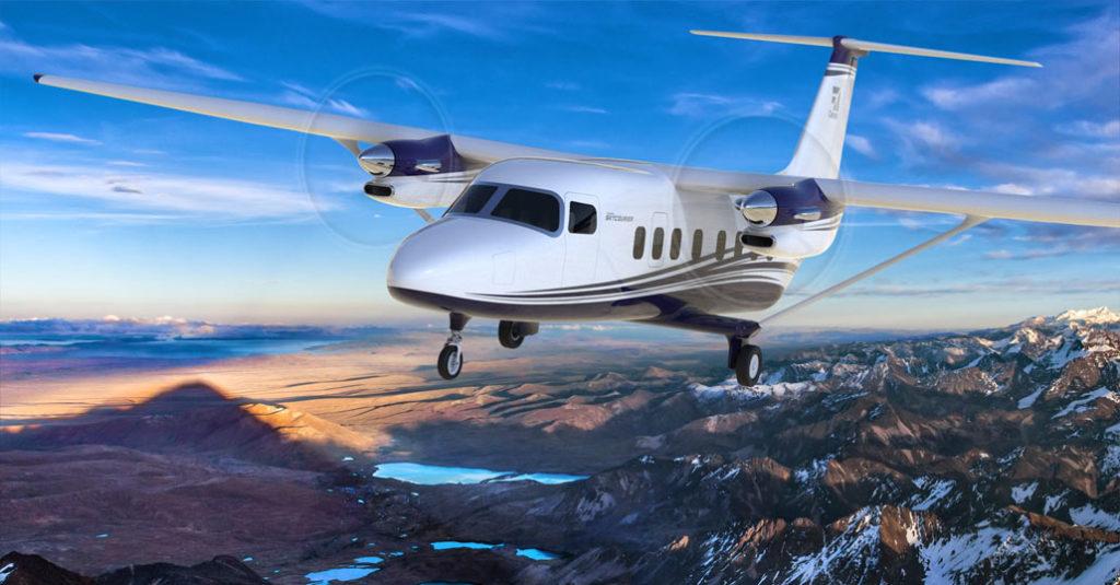 Textron Aviation anunció el lanzamiento de su nuevo modelo, el Cessna SkyCourier 408.