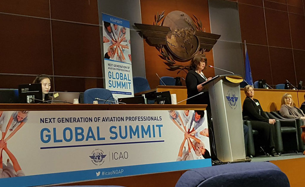 HANGAR X - ICAO Next Generation of Aviation Professionals NGAP Global Summit