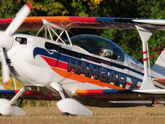 """HANGAR X - """"Torneo de Acrobacia EAA - Argentina 2017"""". Con la participación de nueve pilotos en las categorías """"Primary"""" y """"Sportsman"""", volvió a disputarse en Argentina una competencia de Acrobacia Aérea, en el Aeródromo de General Rodriguez."""