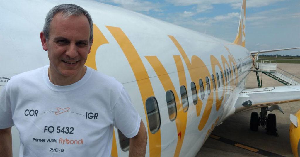 HANGAR X - Flybondi inició la era Low Cost en Argentina