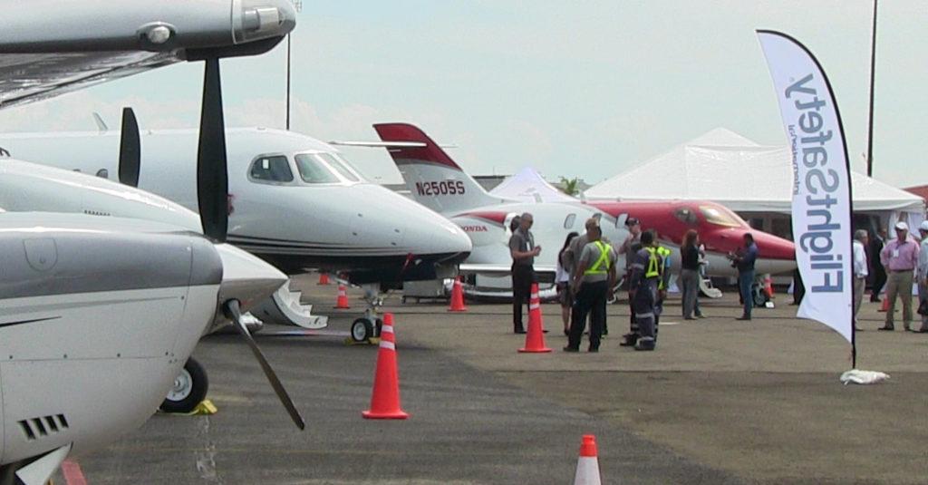 HANAGAR X - Aero Expo Panamá 2018 - Lo mejor de la aviación de Negocios en el corazón de las Américas
