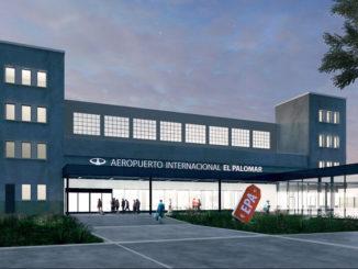 """HANGAR X - Así será """"El Palomar"""", el primer Aeropuerto Low Cost de Argentina"""