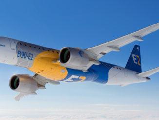 HANGAR X - El Embraer E190-E2 demostró ser más eficiente durante los vuelos de certificación