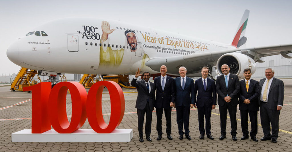 HANGAR X - Emirates anunció sus vuelos a Santiago de Chile vía San Pablo