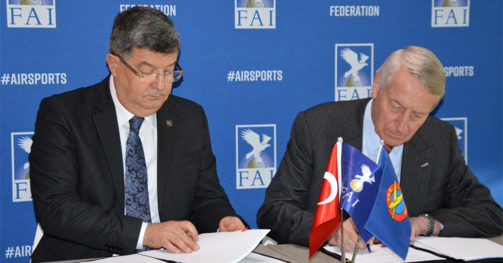 Turquía será sede de los World Air Games 2020