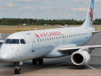 HANGAR X - Air Canada reemplazará sus E190 por Bombardier CS300