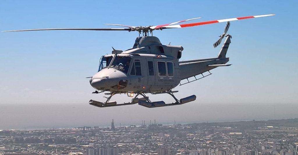 Resultado de imagen para Bell 412 + argentina