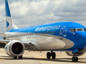 HANGAR X - Enero de 2018 fue el mejor de la historia para Aerolíneas Argentinas