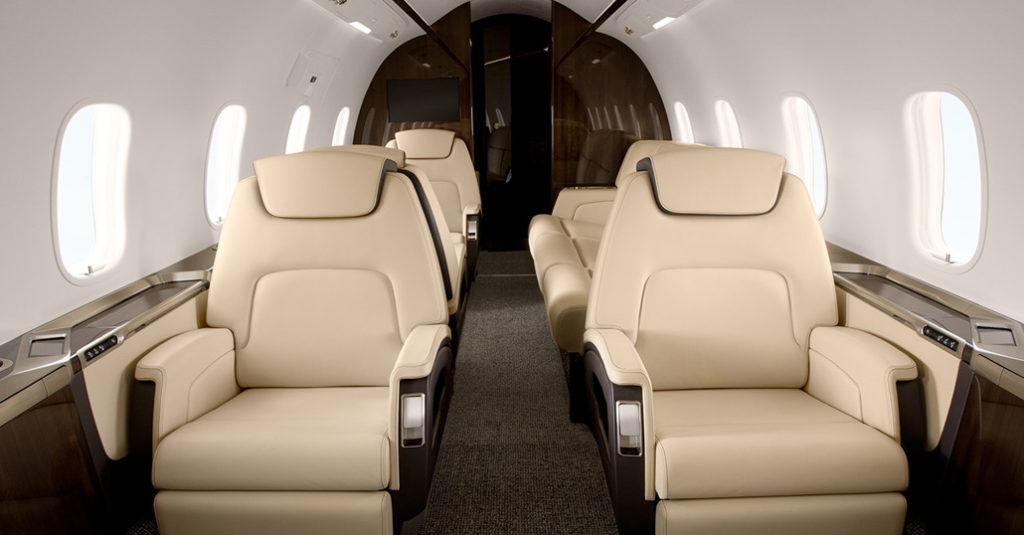 HANGAR X - El Bombardier Challenger 350 lideró las ventas del segmento Super-Midsize en 2017