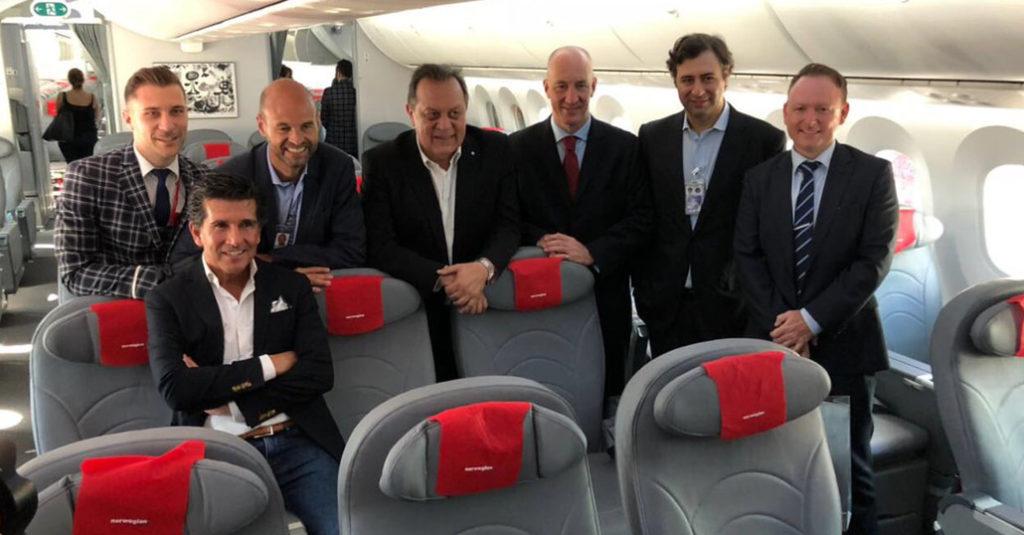 Norwegian inició sus vuelos directos entre Londres y Buenos Aires