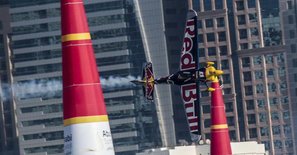 Red Bull Air Race 2018 - Abu Dhabi