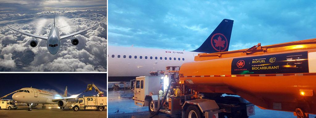HANGARX - Air Canada recibió el premio Eco-Airline 2018