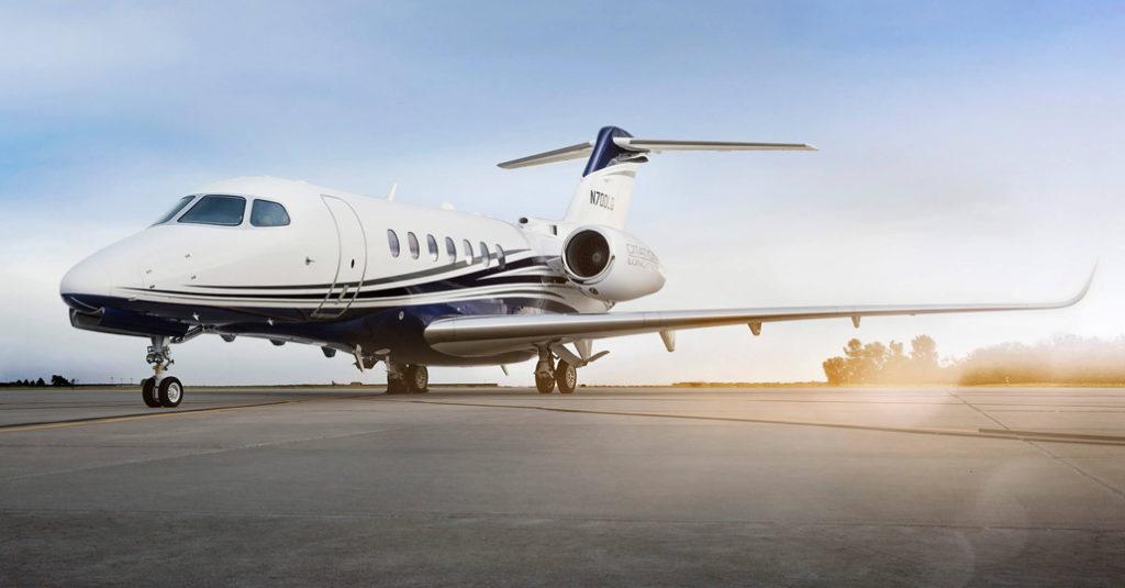 HANGAR X - La vuelta al mundo con un Cessna Citation Longitude