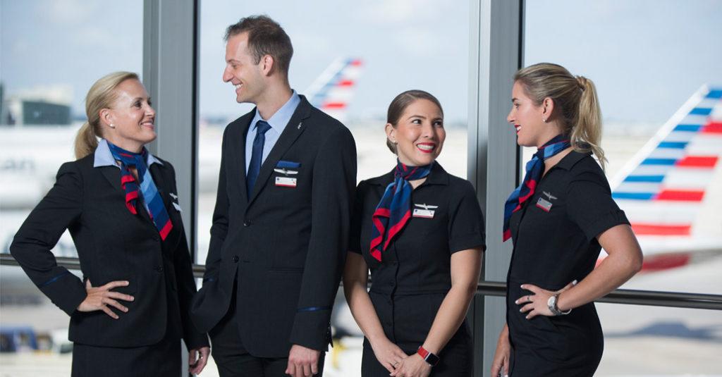 HANGAR X - American Airlines incorporará Auxiliares de Vuelo en Buenos Aires