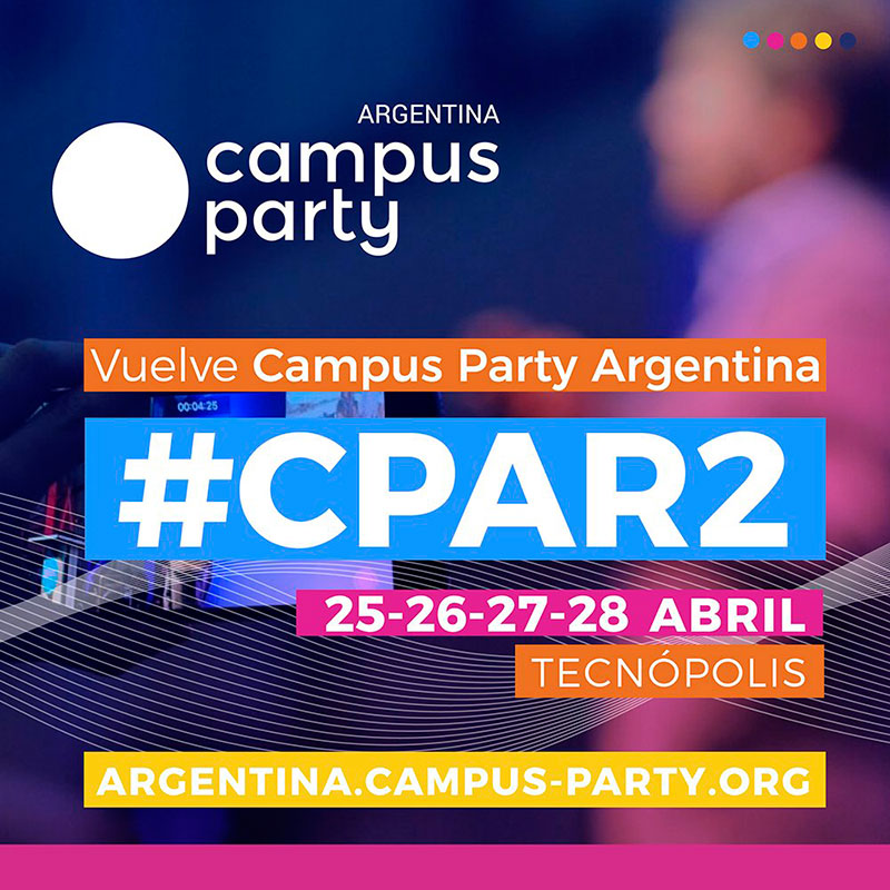 HANGAR X - Campus Party Argentina